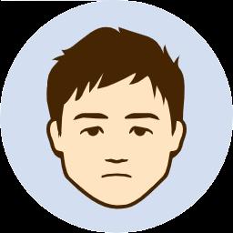 森成アイコン への字